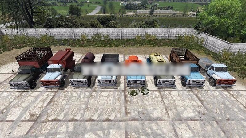 Мод ПАК ГАЗ 52-53 v 1.0 Фермер Симулятор 2017