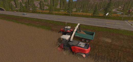 Мод ПАК Poplarpack V 1.0.0.0 Farming Simulator 2017