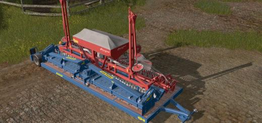 Мод сеялка RABE SKE 600 PACK V1.0 Farming Simulator 17