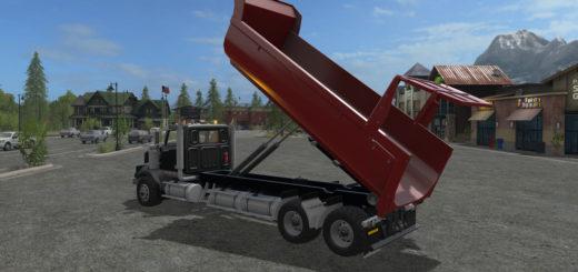 Мод грузовик SX 210 TWIN STAR V1.0.0.0 Farming Simulator 2017