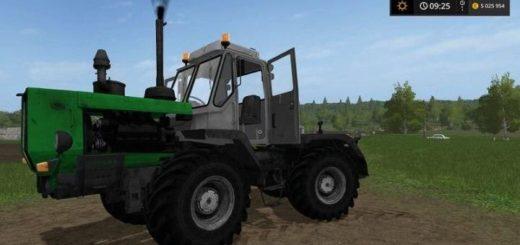 Мод трактор Т 150 К v 1.3 Фарминг Симулятор 2017
