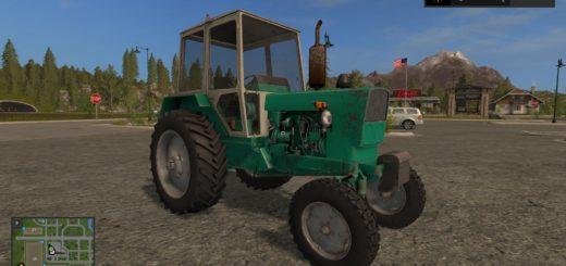 Мод трактор ЮМЗ-6КЛ v 1.3 Фермер Симулятор 2017