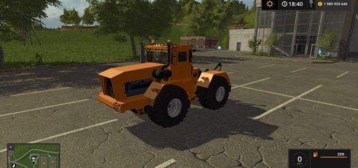 Мод трактор К701 v1.0.0.1 Фарминг Симулятор 2017