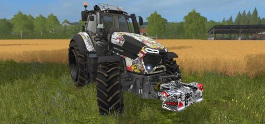 Мод противовес GREVE BOMB WEIGHT 4T. V2.0 Farming Simulator 17