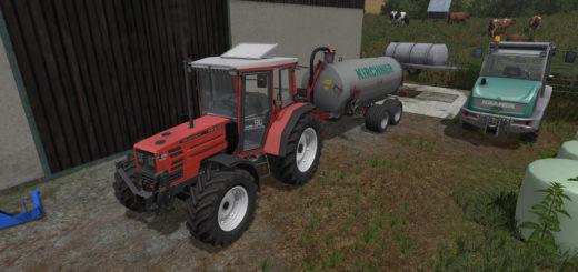 Мод ПАК разбрасыватели KIRCHNER 6000 LITER V1.0.0.0 Farming Simulator 2017