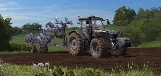 Мод трактор MASSEY FERGUSON 7700 SERIES V1.0.0.0 FS17