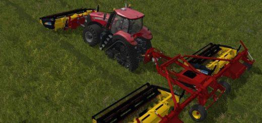 Мод сенокосилка PHIBER V1.0.0.0 Farming Simulator 2017