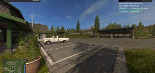 Мод скрипт PRICE WATCH V2.2 RUS Farming Simulator 17