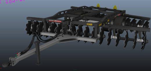 Мод плуг BALDAN GTCR 34 V1.0 FS17