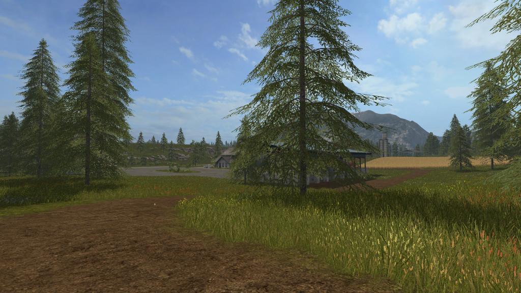 Мод скрипт CAREER STARTPOINT SAVE V1.0.0.0 Farming Simulator 2017