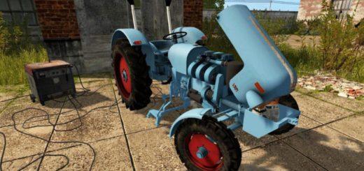 Мод трактор Eicher Koenigstiger V1.0 FS17