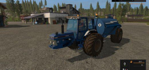 Мод FORD TRAMLINER V1.0 Farming Simulator 2017