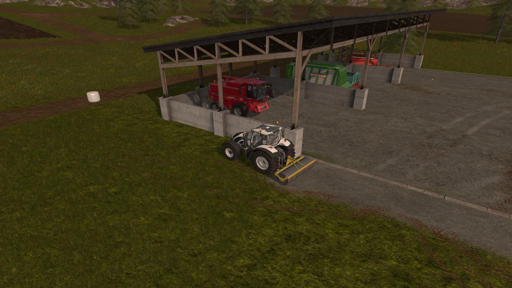 Мод скрипт GROUND MODIFICATION V1.0.0.6 Farming Simulator 17