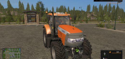 Мод трактор КамАЗ Т-215 V1.1.1.0 Фарминг Симулятор 2017