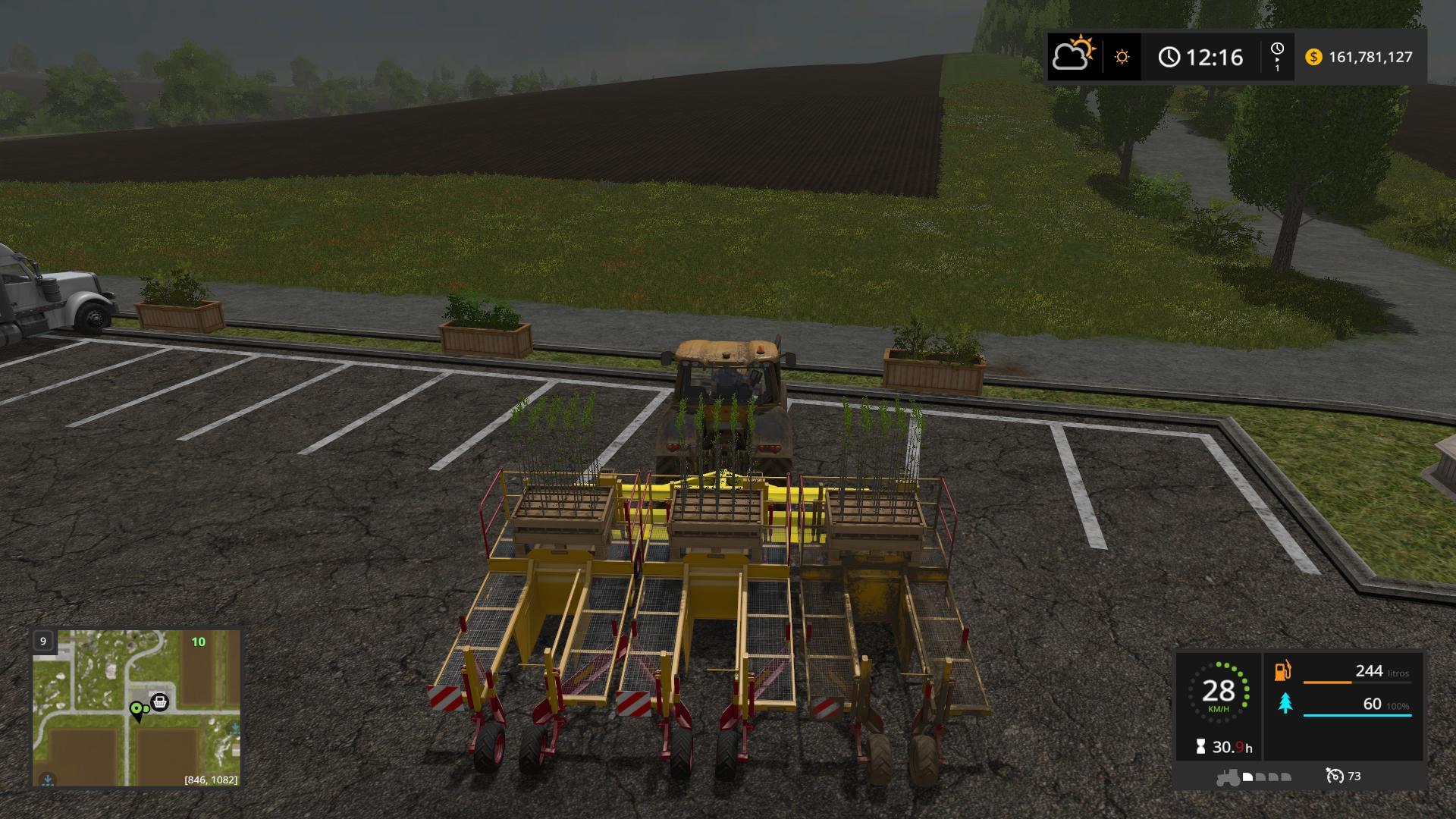 Мод M82 KOPPELRAHMEN V1.0 Farming Simulator 2017