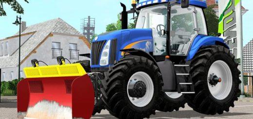 Мод отвал MAINARDI LTS270 V1.0 Farming Simulator 2017