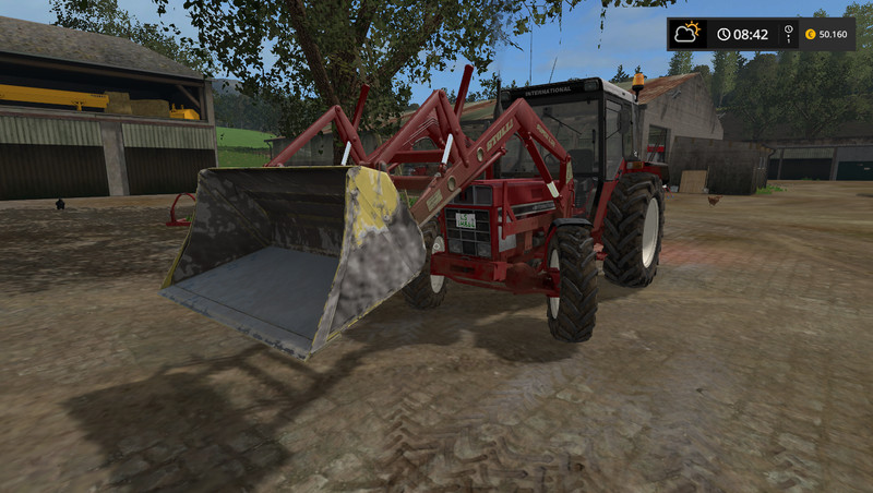 Моды ковш для farming simulator 2018 скачать