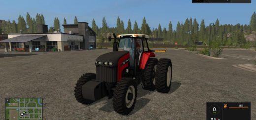 Мод трактор VERSATILE SERIES TRACTOR V1.0 Farming Simulator 2017