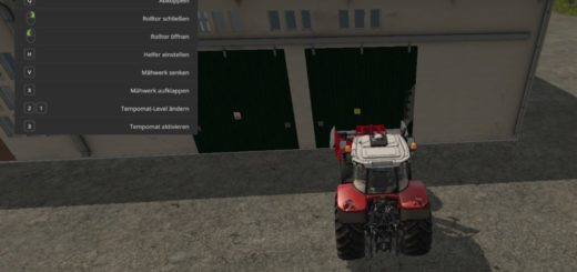 Мод скрипт Animated Object Door Fix 1.0.0.1 Farming Simulator 17
