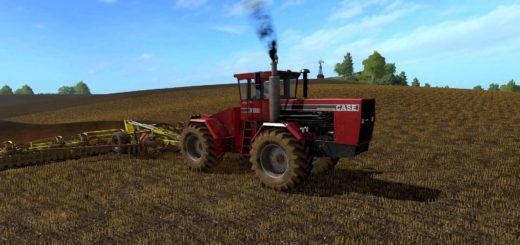Мод трактор CASE STEIGER 9190 V1.0 FS17