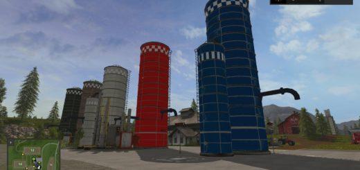 Мод ПАК FERMENTER PACK V1.0 Farming Simulator 2017