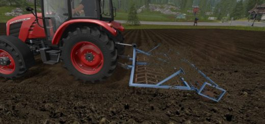Мод культиватор HOMEMEADE HUNGARIAN COMBINATOR V1.0 FS17