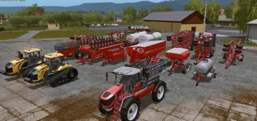 Мод ДЛС Horsch AgroVation DLC Farming Simulator 17