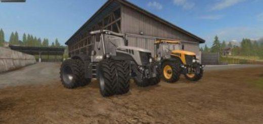 Мод трактор JCB FASTRAC 3000 XTRA DH BY BONECRUSHER6 Farming Simulator 2017