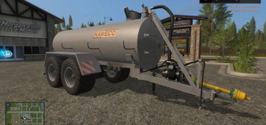 Мод прицеп KAWECO TANDEM v 1.2 Farming Simulator 17