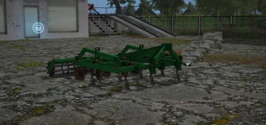 Мод культиватор KOTTE FLRG 300 V1.0.0.0 Farming Simulator 17