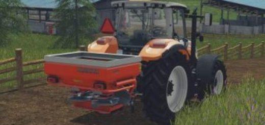 Мод KUBOTA FERTILIZER SPREADER V1 Farming Simulator 2017