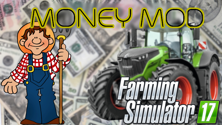 Мод скрипт MONEY MOD BY DVDKOO Farming Simulator 17