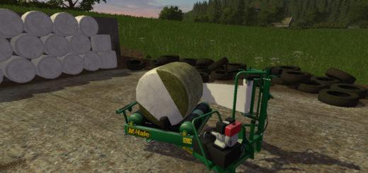Мод MCHALE 991LBER V1.0.0.0 Farming Simulator 2017