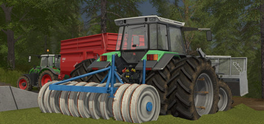 Мод Olbert SW 300 v1.0 Farming Simulator 17
