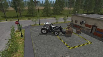 Мод ПАК PLACEABLE BARREL FACTORY pack v1.0 Farming Simulator 17