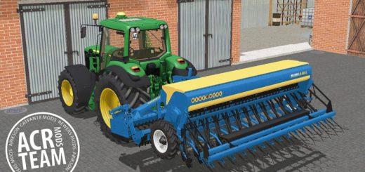 Мод сеялка Rabe MultiDrill M400A v 1.0 Farming Simulator 2017