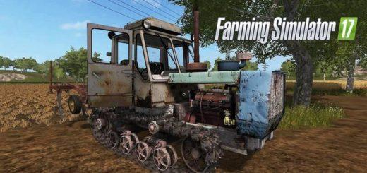 Мод трактор Т 150 гусеничный v1.0 Фермер Симулятор 2017