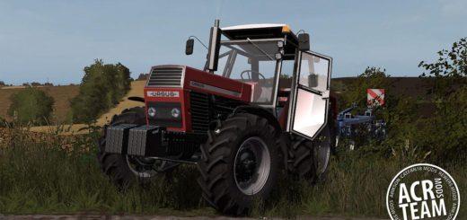 Мод трактор URSUS 1224 FS17
