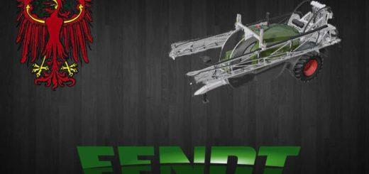 Мод опрыскиватель FENDT ROGATOR 300 V1.0 Farming Simulator 17