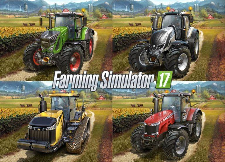 Скачать Farming Simulator 17 v 1.5.1 + все DLC RePack от Hatab