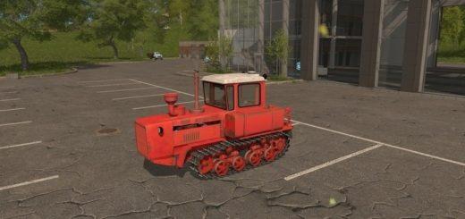 Мод трактор ДТ 175 Волгарь v 1.0 Фарминг Симулятор 2017