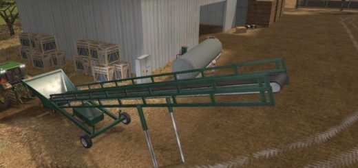 Мод Bale Wood Convoyer Belt v1.0 Farming Simulator 17