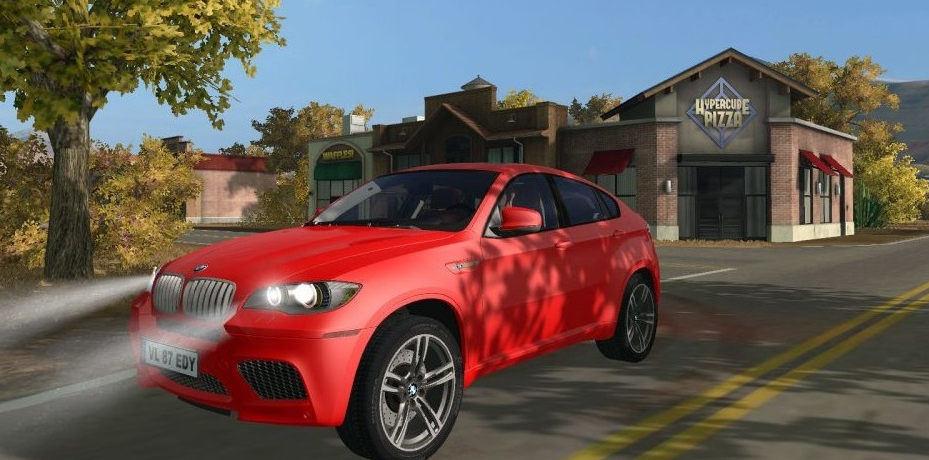 Мод авто BMW X6 V1.0 FS17