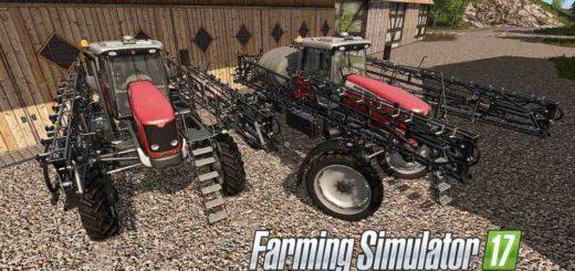 Мод трактор Massey Ferguson 9030 V1.0 FS17