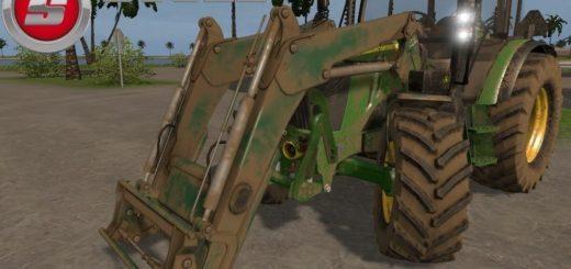 Мод Stoll FZ v2.2 Farming Simulator 17