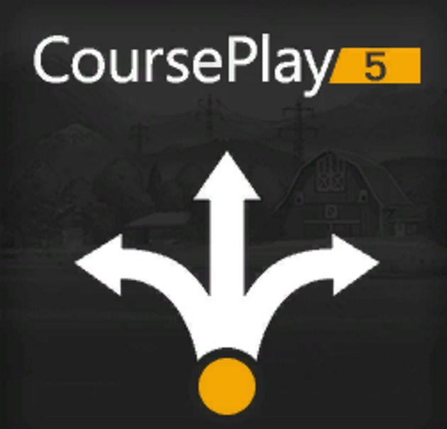 Мод курсплей Courseplay 5.02.00050 Farming Simulator 17