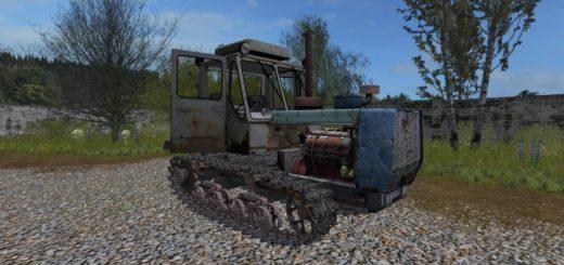 Мод трактор ХТЗ HTZ T-150 RZHAVY Фермер Симулятор 2017