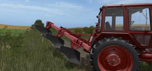 Мод плуг LAJTA PLOUGH V1.0.0.0 Farming Simulator 2017