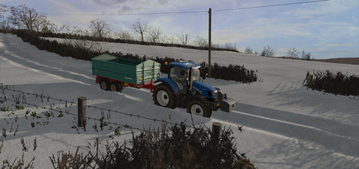 Мод скрипт SEASONS V1.3 Farming Simulator 17