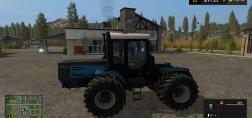 Мод трактор ХТЗ HTZ 17221 Фермер Симулятор 2017